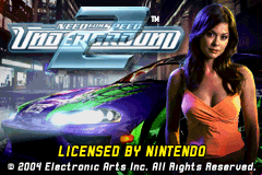Need for Speed - Underground 2 - Introduction  -  - User Screenshot