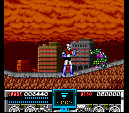 Mazinger Z -  - User Screenshot