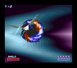 Star Fox - Blackhole - User Screenshot