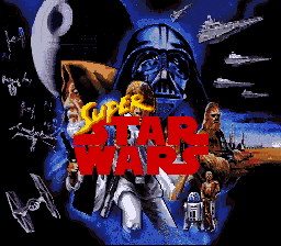Super Star Wars - Introduction  -  - User Screenshot
