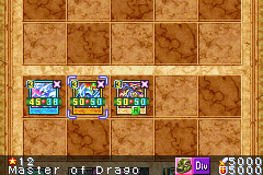 Yu-Gi-Oh! - The Sacred Cards - Battle  - Ultimate Attack - User Screenshot