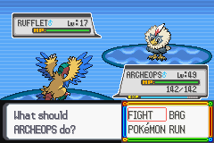 Pokemon Light Platinum - I went Fishing Obviously I cant aim D: - User Screenshot