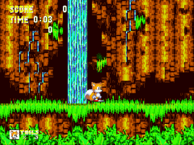 Sonic the Hedgehog 3 - Time for Miles Prower! - User Screenshot
