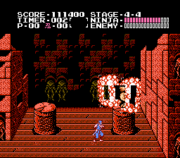 Ninja Gaiden - Cut-Scene  - Um... Yeah!...? - User Screenshot
