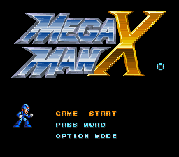 Mega Man X - Introduction  - AW YEAH - User Screenshot