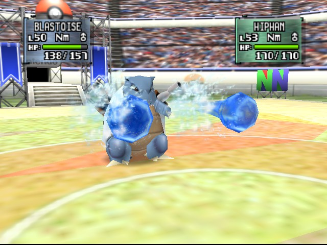 Pokemon Stadium 2 - Battle  - BOOOOM!!! - User Screenshot