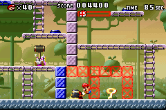 Mario vs. Donkey Kong - im smashing ya button - User Screenshot