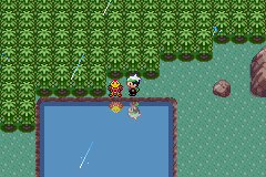 How to find jirachi in pokemon emerald
