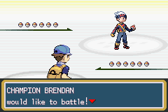 Pokemon Fuligin - Battle  - PLOT TWIST - User Screenshot
