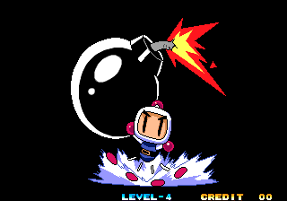 Neo Bomberman - Introduction  - He