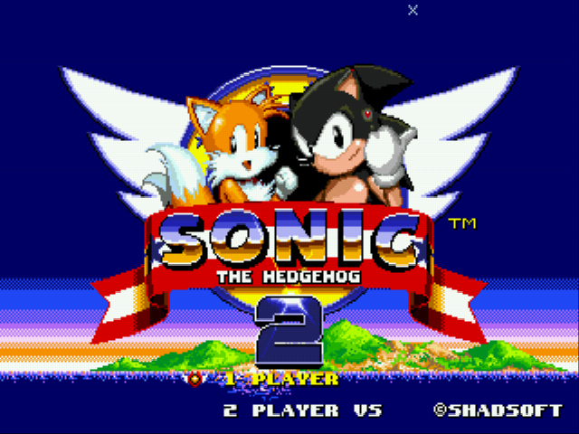 Sonic 2 - Project Shadow - Introduction  - EPIC INTRO - User Screenshot
