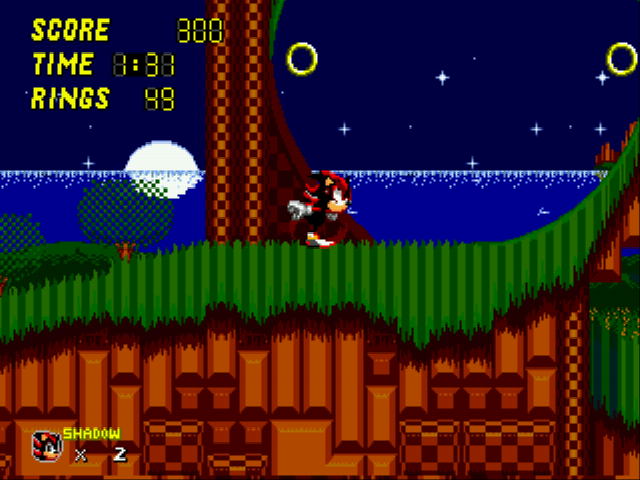 Sonic 2 - Project Shadow - OMGEEZ IM MOONWALKIN - User Screenshot