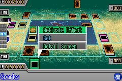 Yu-Gi-Oh! GX - Duel Academy - Level  - Proof that sparks is usefull - User Screenshot