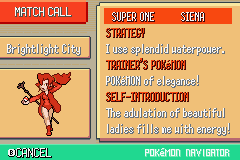 Pokemon Victory Fire (beta 1.75) - read the self-introduction - User Screenshot