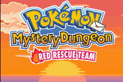 Pokemon Mystery Dungeon - Red Rescue Team - Introduction  - sunset in the sea... - User Screenshot