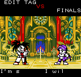SNK vs. Capcom - The Match of the Millennium - Level  -  - User Screenshot