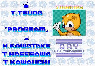 SegaSonic The Hedgehog (Japan, rev. C) - Ending  - I WIN THE SUPER HARD GAME - User Screenshot