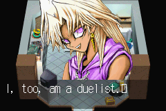 Yu-Gi-Oh! - The Sacred Cards - Location Domino city -  - User Screenshot