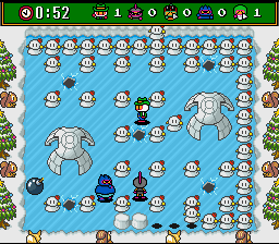 Super Bomberman 3 -  - User Screenshot