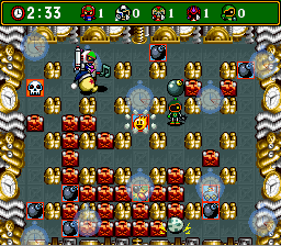 Super Bomberman 4 (english translation) -  - User Screenshot