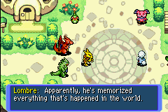 Pokemon Mystery Dungeon - Red Rescue Team - Cut-Scene  - Yikes. That