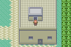 Pokemon Pink Version (beta 1.1) - im gonna jump :) - User Screenshot
