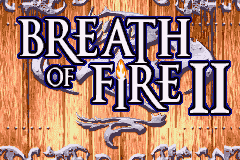 Breath of Fire II - Introduction  -  - User Screenshot