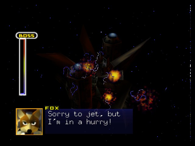 Star Fox 64 -  - User Screenshot
