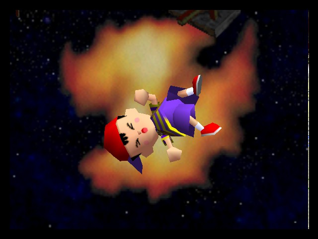 Super Smash Bros. - Battle  - Ouch! - User Screenshot