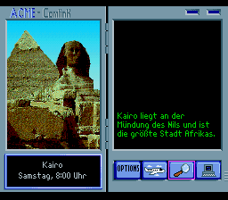 Where in the World is Carmen Sandiego - Location Cairo, Egypt -  - User Screenshot