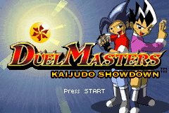 Duel Masters - Kaijudo Showdown - Introduction  - Intro - User Screenshot