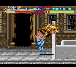 Final Fight - Knee Power!!! - User Screenshot