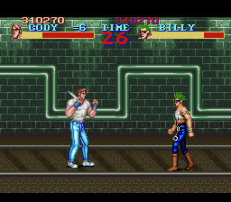 Final Fight - Location  - 1980s Cleveland!! - User Screenshot