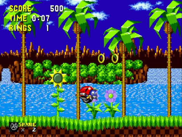 Play An Ordinary Sonic Rom Hack Beta Online Sega Genesis  Apps