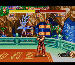 Super Street Fighter II - The New Challengers - Another perfect! - User Screenshot