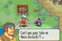 Fire Emblem - Fuuin no Tsurugi (english translation) - Misc  - Activate profanity avoidance maneuver 12! - User Screenshot