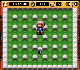 Super Bomberman 2 - oh - User Screenshot