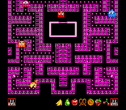 Clyde -Level 32:(strange mode) Whoa this maze is crazy! - User Screenshot