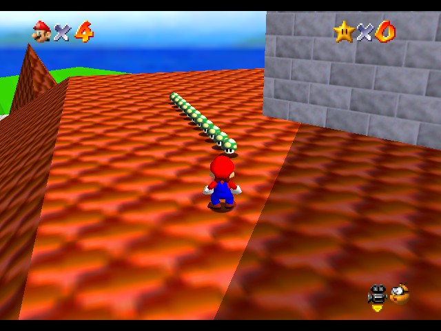 Kaizo Mario 64 - MAMA MIA! - User Screenshot