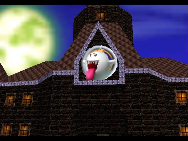 luigis mansion 3d screenshots