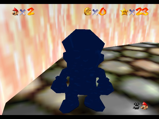 Super Mario Sunshine 64 - I can