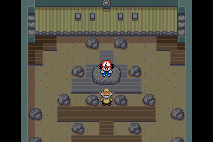 Pokemon Ash Gray (beta 3.61) - Battle  - Huh?. you came to challage the new gym leader - User Screenshot