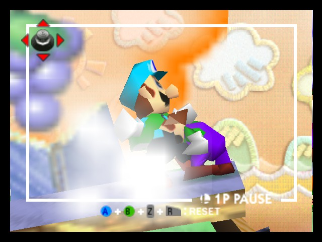 Super Smash Bros. - Battle  - uhhh luigi? what are u doing??? - User Screenshot