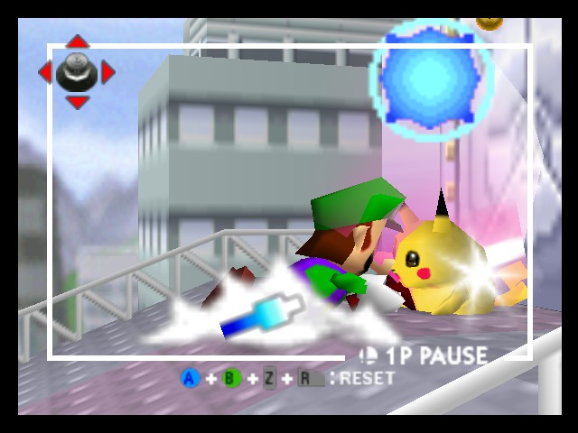 Super Smash Bros. - Battle  - he murderd a pikachu..... - User Screenshot