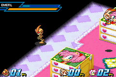 Sonic Battle - Level  - i love girls - User Screenshot