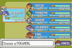 Pokemon Rebirth - Character Profile hmmm -  - User Screenshot