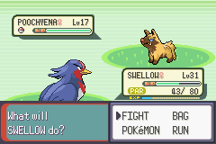 Pokemon Emerald 386 - Level  - omg!!!! yes - User Screenshot