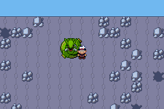 Pokemon Ruby - Battle  - Caught him with one Ultra ball! - User Screenshot