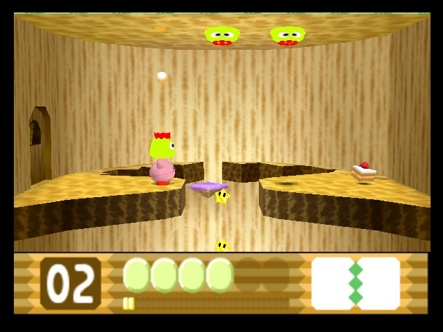 Kirby 64 - The Crystal Shards - Symbiosis - User Screenshot