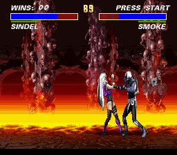 Ultimate Mortal Kombat 3 - I block your attacks! - User Screenshot